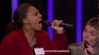 American Idol 2012: Imani Handy Faints On Stage