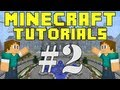 Minecraft Tutorials E02: Gathering Resorces (Food, Iron, Coal)