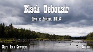 Watch Dark Side Cowboys Black Debonair video