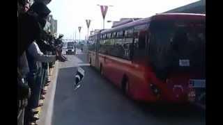 Metro Bus Lahor