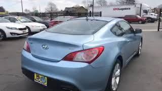2010 Hyundai Genesis Coupe Used Car W Babylon, NY Frontline Auto Sales