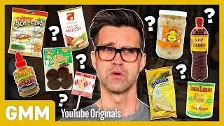 SNACKAGING: Mexican Snack Taste Test