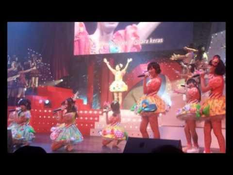 Kouhaku Uta Gassen 2012 | JKT48 - Kitagawa Kenji