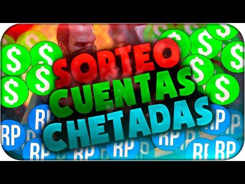 #30 Sorteo cuenta chetada en GTA V y GHOSTS