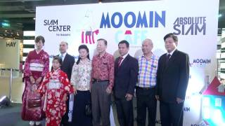 Motion HD Grand Opening Moomin Cafe Thailand