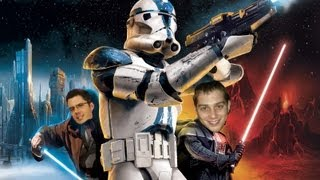 Battlefront 2 Grudge Match - Lasercorn Vs Jovenshire