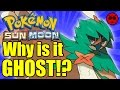 Why Pokemon's Decidueye is a Ghost Type! - Game Exchange