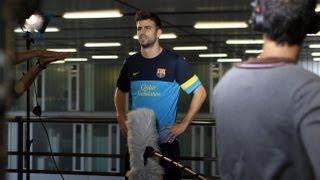 Video: Cầu thủ Barca quảng cáo cho Nokia India