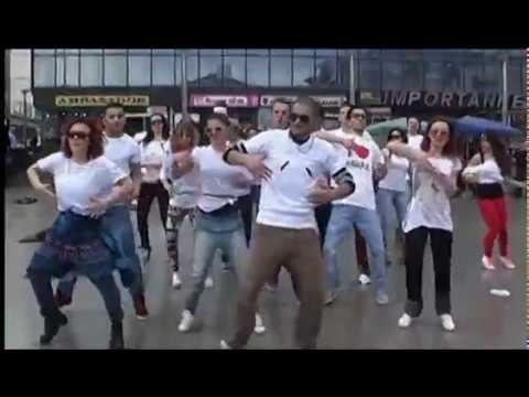 Flash Mob 2 - Gostivar [OFFICIAL VIDEO]