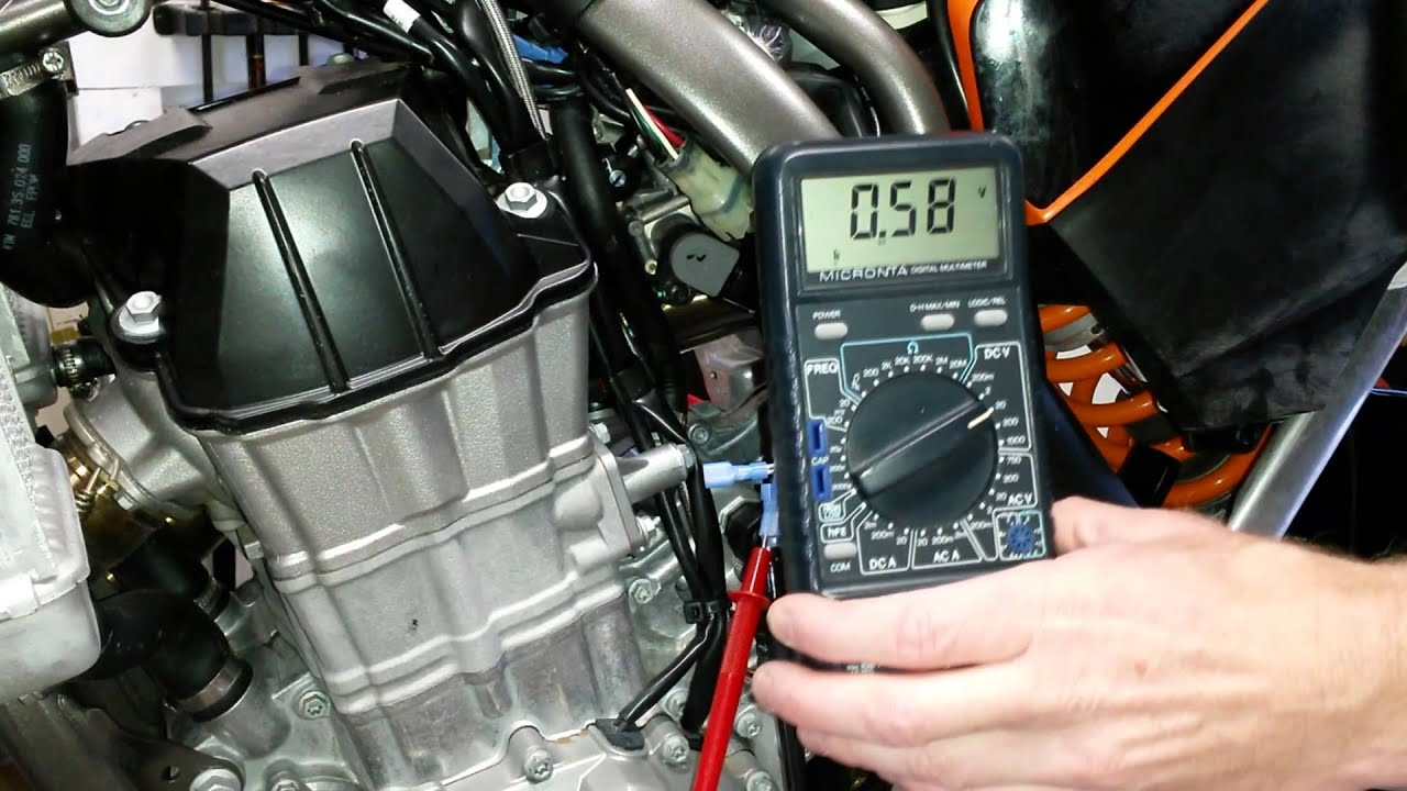 ktm throttle position sensor  tps  adjustment made easy