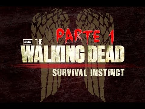 The Walking Dead: Survival Instinct (Parte 1) - Juego Con Daryl ! - En Espa ñol by Xoda