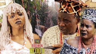 The Broken Blood 1&2 - 2018 Latest Nigerian Nollywood Movie/African Movie/Family Movie Full Hd
