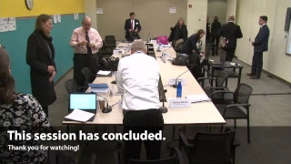 Distance Learning and Educational Innovation Subcommittee - Afternoon session