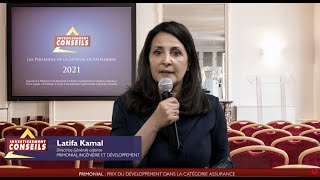 Interview de Latifa Kamal et Martin Alix chez Primonial