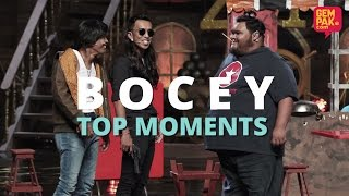 Maharaja Lawak Mega 2017 | Bocey Top Moments