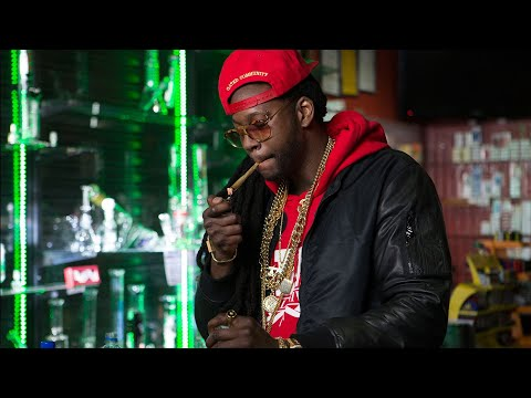2 Chainz Smokes The World's Most Expensive Joint (VIDEO)