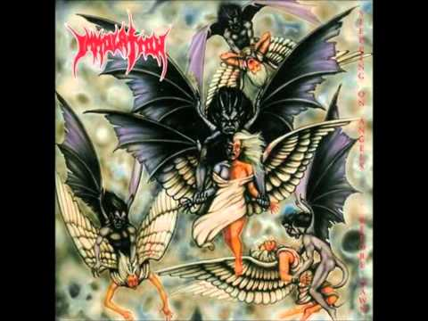 Immolation - Warriors Of Doom