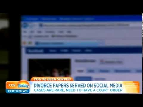 Facebook Divorce | Today Perth News