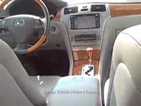 2005 Lexus ES 330 Stock #9P124 at Lexus of Richmond
