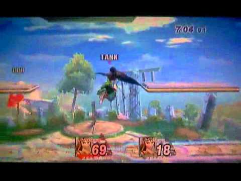 SSB Project M Tank Vs CPU 5