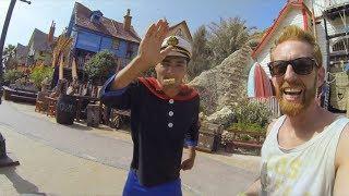 BEST €10 I'VE EVER SPENT - Popeye Village Malta