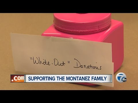 South Lyon community supporting the Montanez family