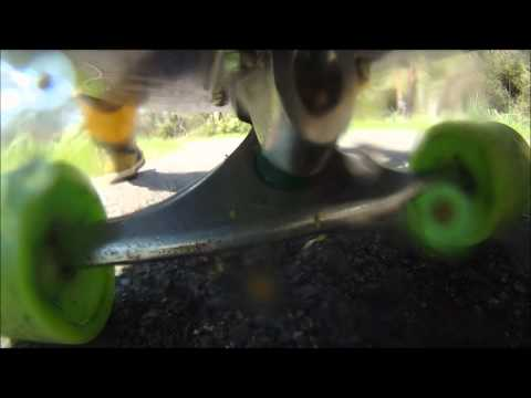 Thrills on Hills with a GoPro