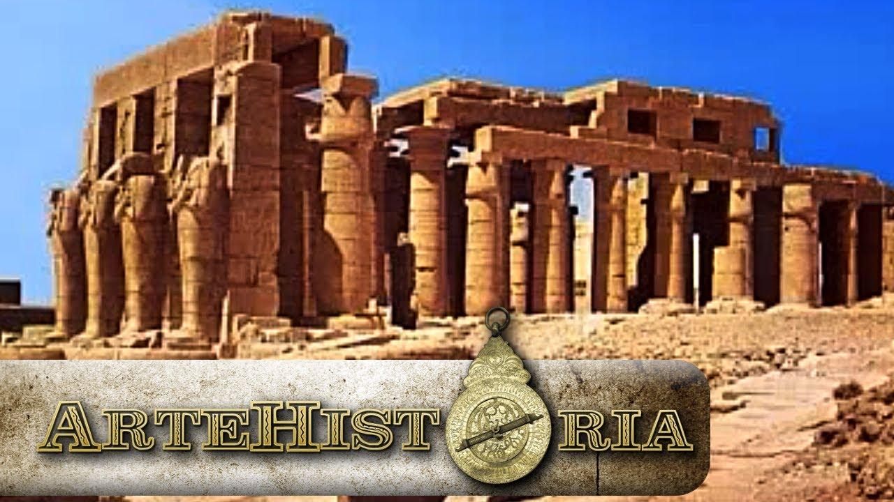 Templo de konsu en karnak youtube for Arquitectura egipcia