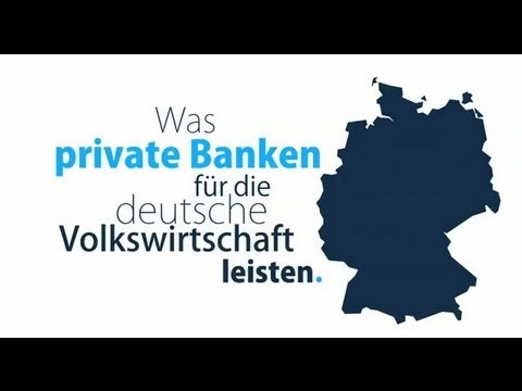 Die privaten Banken leisten seit jeher und auch in der aktuellen Situation einen elementaren Beitrag zur Finanzierung der deutschen Volkswirtschaft. Ihre Fun...