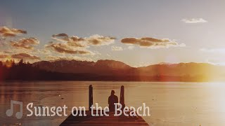 SUNSET ON THE BEACH - Old School Hip Hop Rap Beat Instrumental
