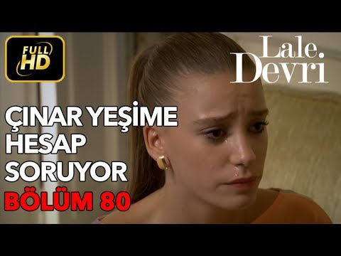 Lale Devri 80. Bölüm / Full HD (Tek Parça)