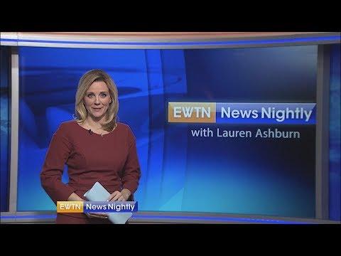 EWTN News Nightly - 2018-03-20 Full Episode with Lauren Ashburn