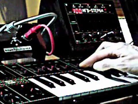 Yamaha CS-01 MIDI + MFB Step-64 it works !