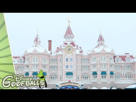 Disneyland Hotel (Tour) - Disneyland Paris 2018