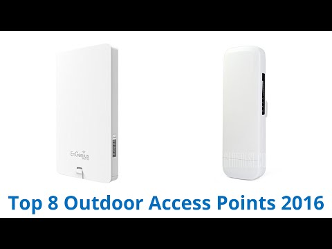 8 Best Outdoor Access Points 2016