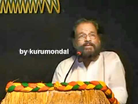 Must watch speech by K.J.Yesudas