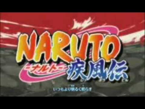 NARUTO OPENING 14 FULL(TSUKI NO OOKISA)