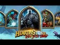 BOSSOWIE z KNIGHTS OF THE FROZEN THRONE / Historie kart Hearthstone SPECIAL