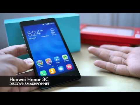 Huawei Honor 3C Review In Malaysia