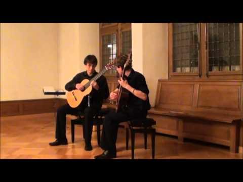 Duo Sueño - Veranillo de San Martin - Tobias Krebs