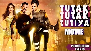 Tutak Tutak Tutiya Full Movie (2016) Promotional Events | Prabhudeva, Sonu Sood, Tamannaah