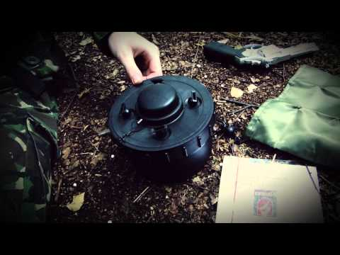 Airsoft Review: The S-Thunder Water Style Co2 Powered Land Mine