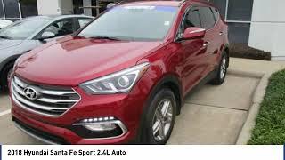 2018 Hyundai Santa Fe Sport Texarkana TX K4142A