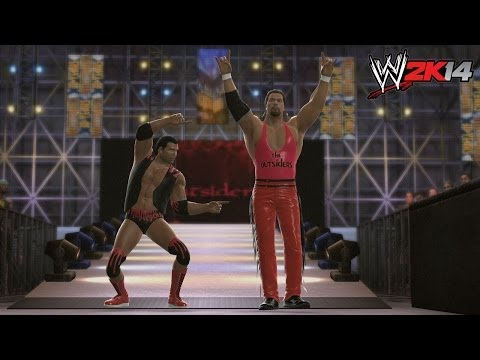 WWE 2K14 DLC Review