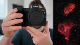 Canon EOS Ra - Why I LOVE it.