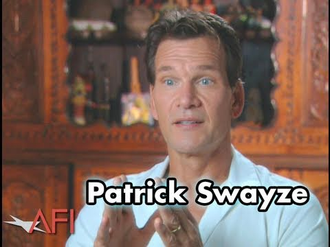 Patrick Swayze On Love Scenes