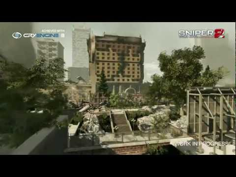Tech Demo Sniper Ghost Warrior 2 Gameplay Video
