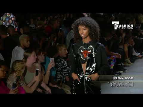 JEREMY SCOTT New York Fashion Week Spring/Summer 2019