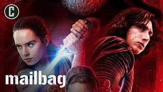 Star Wars: Rey & Kylo Destined to Unite at the End of the New Trilogy? - Collider Mailbag