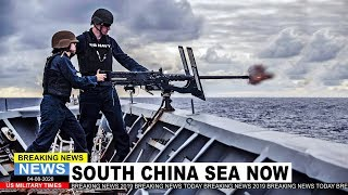 South China Sea Latest News this week: US Helped Vietnam to defeat China